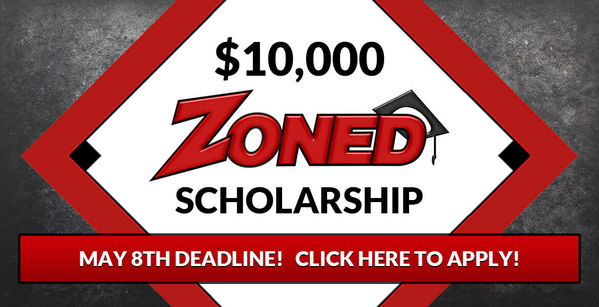 2016/2017 Zoned Scholarship