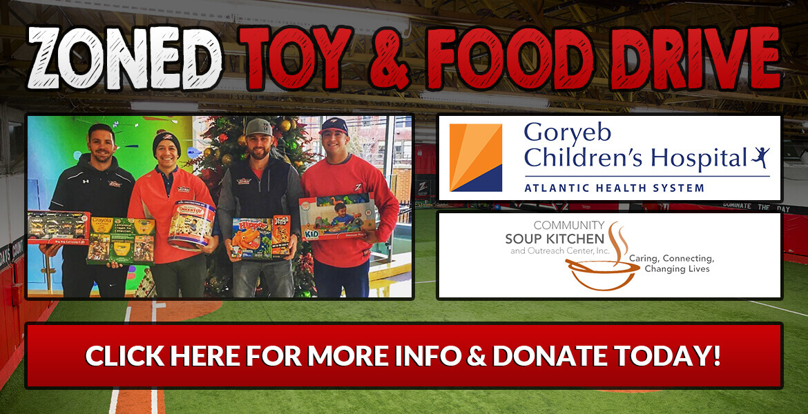 2017 Zoned Toy & Food Drive