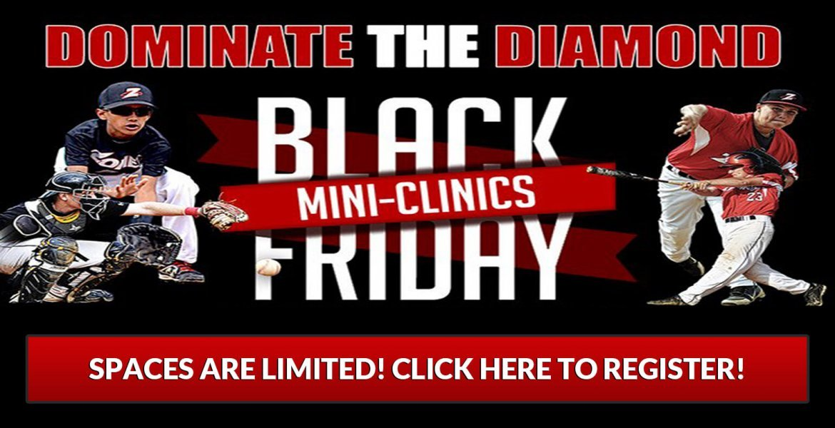 Black Friday Mini-Clinics