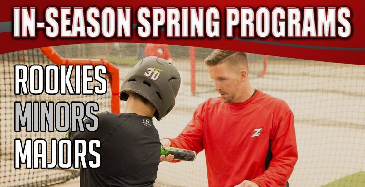 In Season Spring Programs
