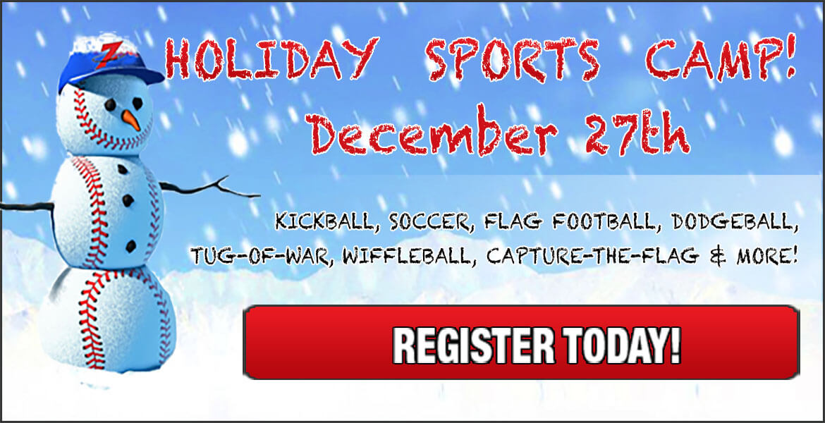 2018 Holiday Sports Camp
