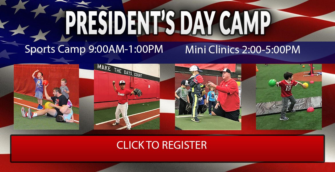 2019 Presidents Day Camp and Mini Clinics