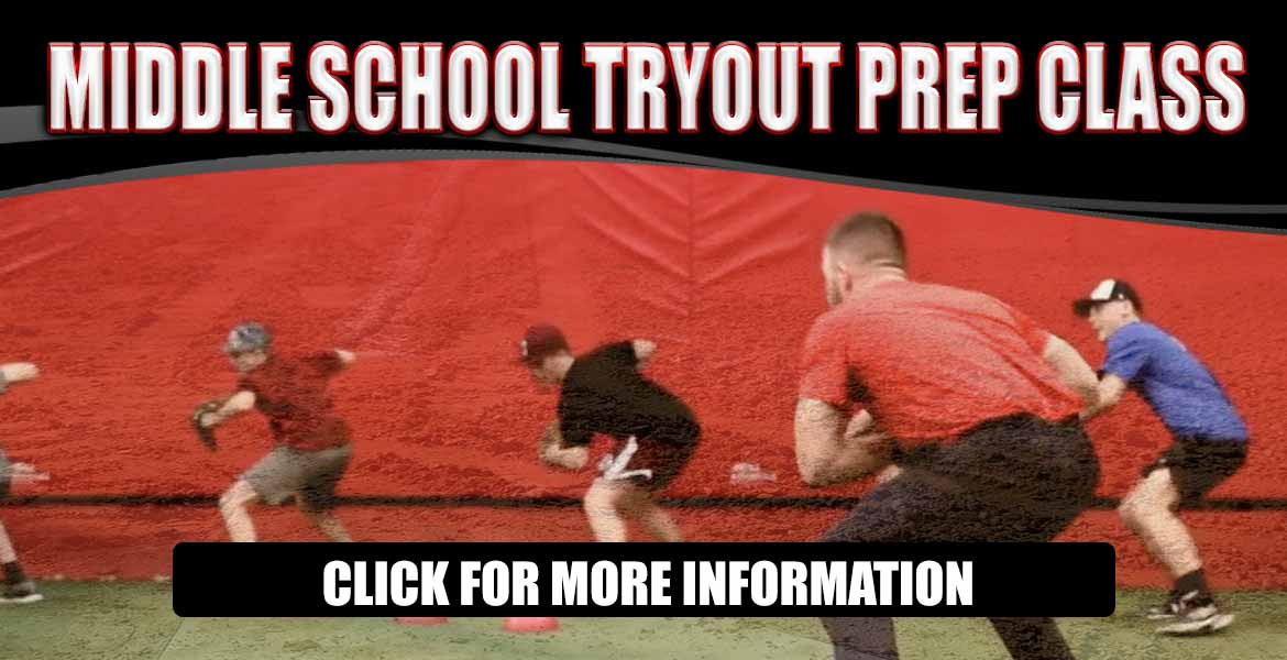 Middle-School Tryout Prep Class