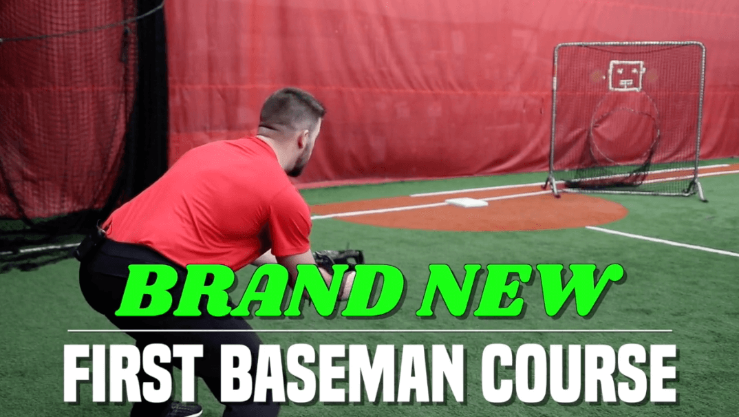 First Baseman Online Courses