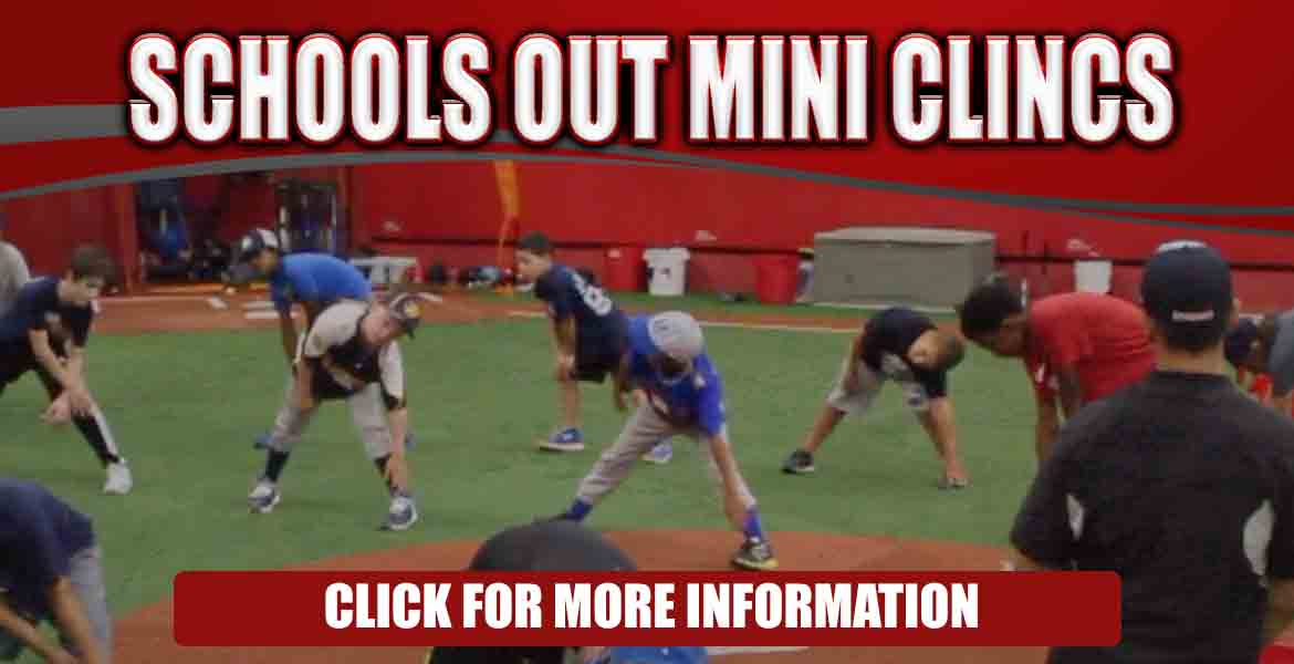 School's Out Mini Clinics