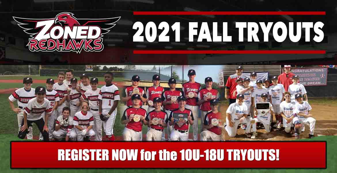 2021 RedHawks Fall Tryouts